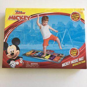 Mickey Mouse Disney Junior Music Mat- New